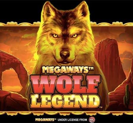 Wolf Legends Megaways